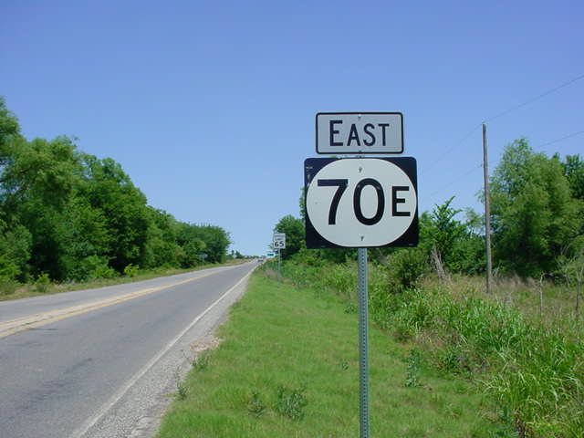 OK 70E East assurance shield