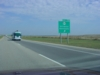 Interstate 35 North at Exit 174-OK 51
