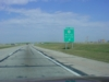 I-35 North at Exit 203-OK 15